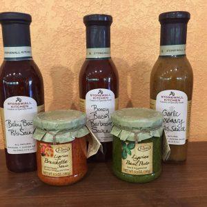 Sauces - Marinade & Dipping